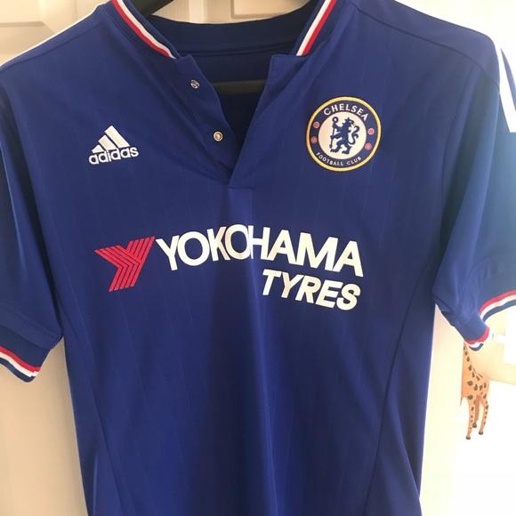 pretty nice e2db5 2842b Chelsea Eden Hazard Jersey